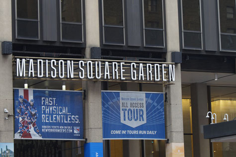 Groups und Best In Show fanden im Madison Square Garden statt, Foto: Ulf F. Baumann