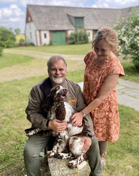 Curtis nimmt Abschied in Schweden..., Foto: Eva-Marie Bergstrand