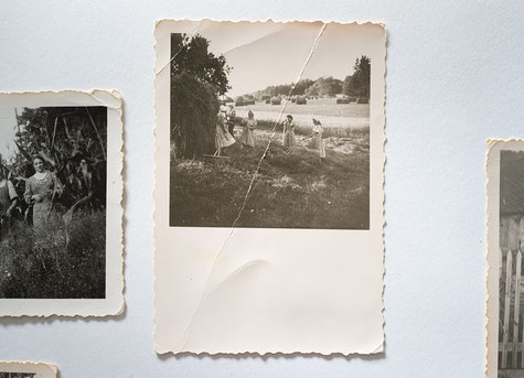 Alte Fotos digitalisieren, Reprofotografie, Repro, Fotos scannen, alte Fotos retten