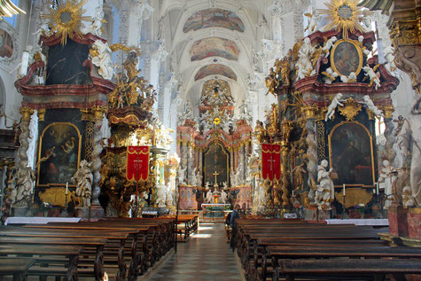 Stiftskirche St. Marien - Foto: ROG