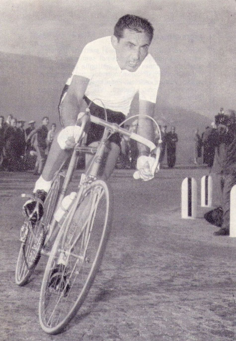 Fausto Coppi, Trofeo Laigueglia