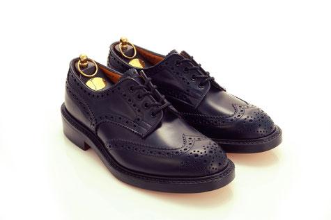 Schuhspanner schwarz lackiert  mit Goldapplikationen
