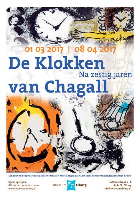 Tentoonstelling 'De klokken van Chagall' - Museum Elburg ... Chagall Tentoonstelling