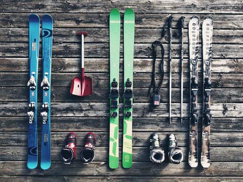 PURE.allgäu Skiing trip