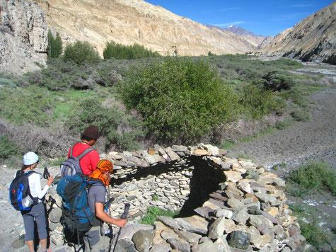 Trekking im Markha Valley