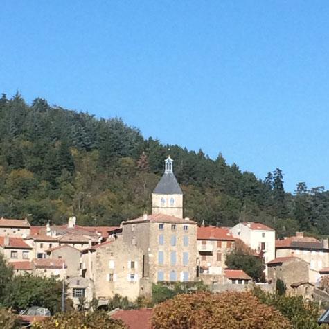 Le village Saint-Félicien