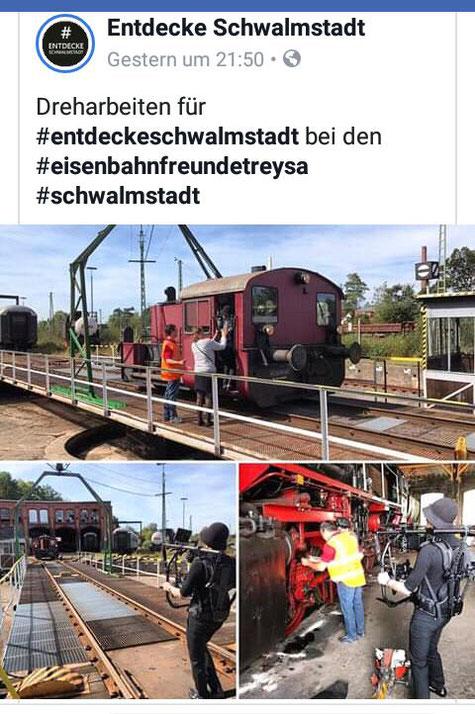 Quelle: Facebook; Seite: Entdecke Schwalmstadt