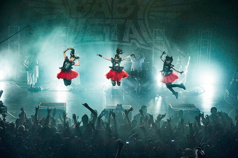 BABYMETAL Newswire favorite photo - The Forum, England