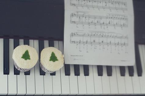 Weihnachtsmusik PDF Gesang Klavier