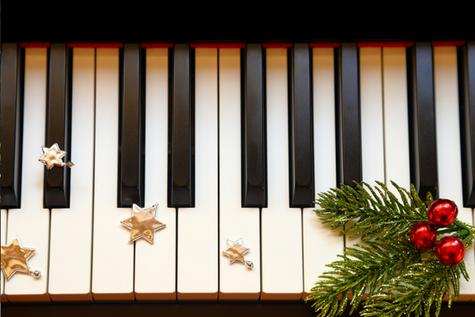 Kostenlose Weihnachtsnoten Stimmbildung Gesangstechnik singen lernen