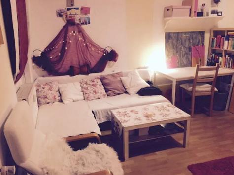 Janas supersüße Wohnung mitten in Friedrichshain