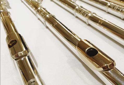 лучшие музыкальные инструменты альтовые флейты Миядзава с серебряными губками и серебряным кольцом головки, из сплава серебро-никель, посеребряная