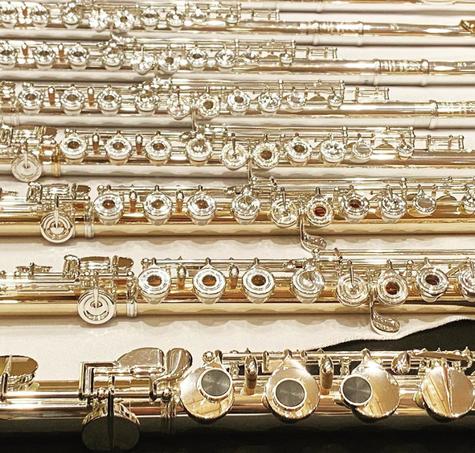 лучшие музыкальные инструменты  альтовые флейты Миядзава