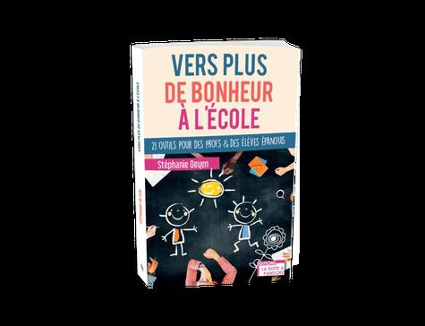 Livre Vers plus de bonheur à l'école