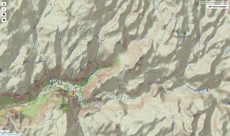 Vom Sunrise HSC bis Happy Isle und Camp Curry im Yosemite Valley
