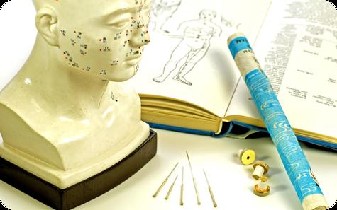 Akupunktur in der chinesischen Medizin (TCM)