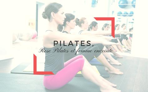 Pilates, Rose Pilates et femme enceinte