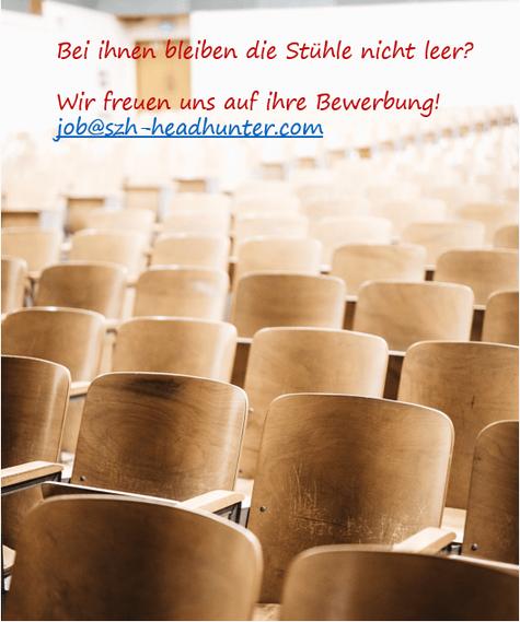 Job Lehrer oder Pädagoge für Pflegeberufe (m/w/d) gesucht! Hessen Bad Nauheim & Frankfurt bewerben unter job@szh-headhunter.com