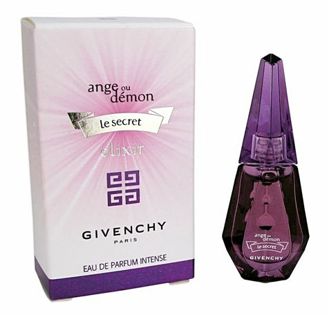 ANGE OU DEMON - ELIXIR EAU DE PARFUM INTENSE 4 ML - 2012