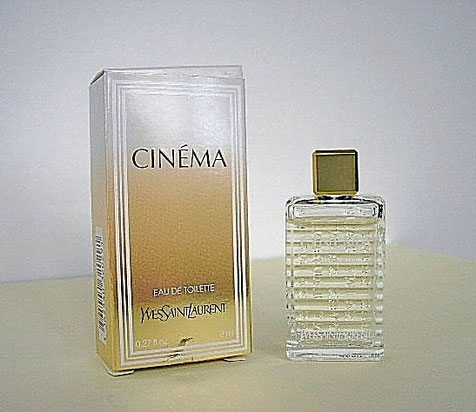 2006 - CINEMA, EAU DE TOILETTE 8 ML
