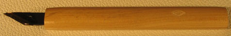 canif luthier avec manche 481160