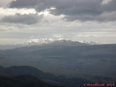 Vue du Puy-de-Dôme