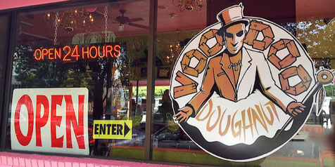 The Power of Voodoo: Voodoo Doughnut Portland