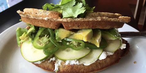 Portland Vegan Bites: Nectar Cafe