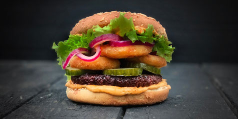 The Best Vegan Burgers in the World by Vegan Travel Bloggers