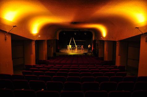 Il teatro Araldo fa parte del circuito culturale dell'associazione Thealtro