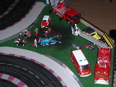 """Schwerer Unfall auf dem """"Sandbergring"""""""