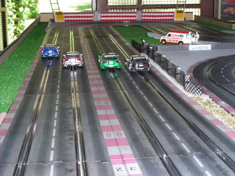 """Auf dem Weg zum Schumacher """"S"""""""