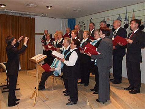 Liederabend - Bischofsheim 2008