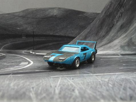 Faller AMS Daytona Charger #7