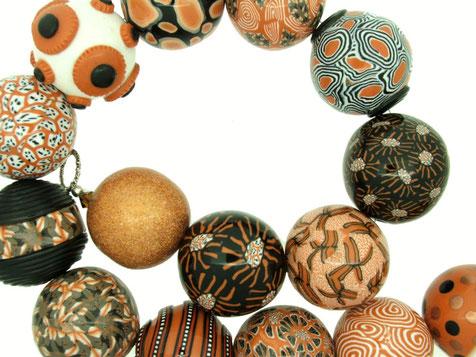 Irene Hoiles Chunky Ethnic Necklace
