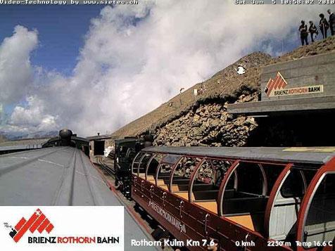 Klicken Sie auf das Bild um die aktuelle Ansicht von der BRB Webcam zu erhalten.