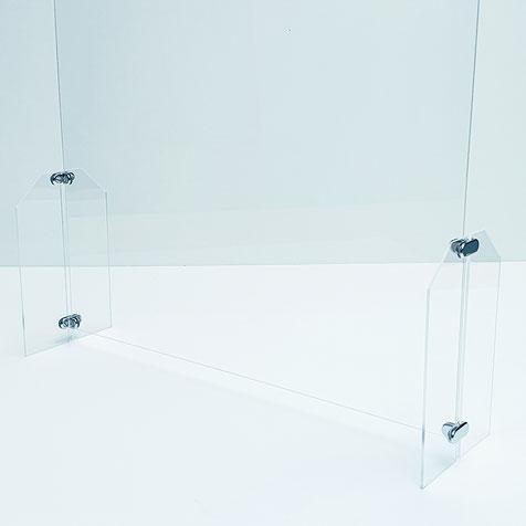 Covid desk protection