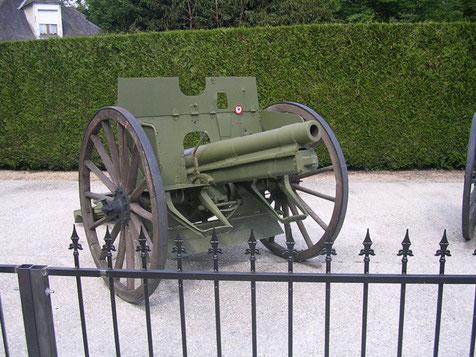 75mm Feldgeschütz-WW1