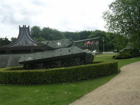 der M10 im Museumspark.