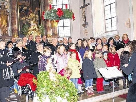 Wülflinger Weihnacht - 2009