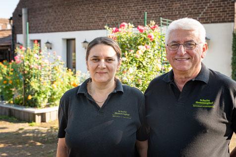 Emanuelo & Marianna Mandic