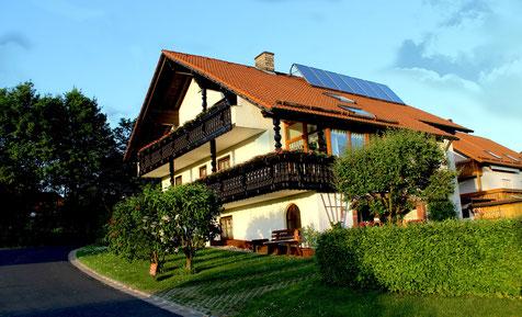 Ferienwohnungen Oberpfalz, Oberpfälzer Wald, Mähring,, Tirschenreuth