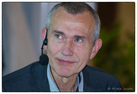 Prof dr Frank Vandenbroucke over 'Armoede en Ongelijkheid'