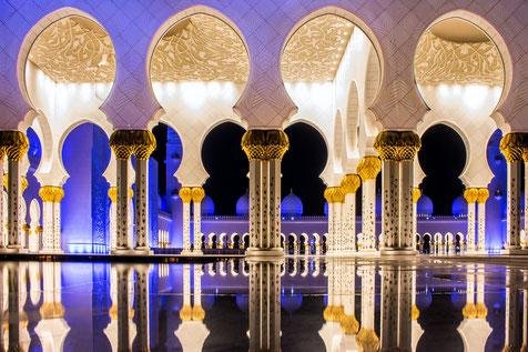 Während des Ramadans nehmen die täglichen Gebete eine noch größere Rolle im Leben der Muslime ein