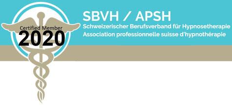 anerkannter Hypnosetherapeut SBVH