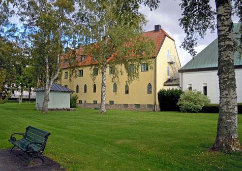 Das Gästehaus der Birgitta-Schwestern.