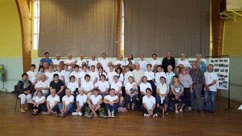 Les Sans Pompes fête ses 20 ans ce dimanche 21 mai 2017