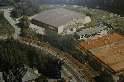 tennishalle mieten wuppertal TEZET