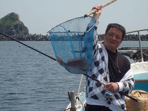 ヤンキー磯釣師さん^^