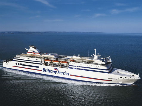 MV Cap Finistere